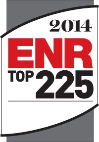 ENR Top 225 International Design Firms