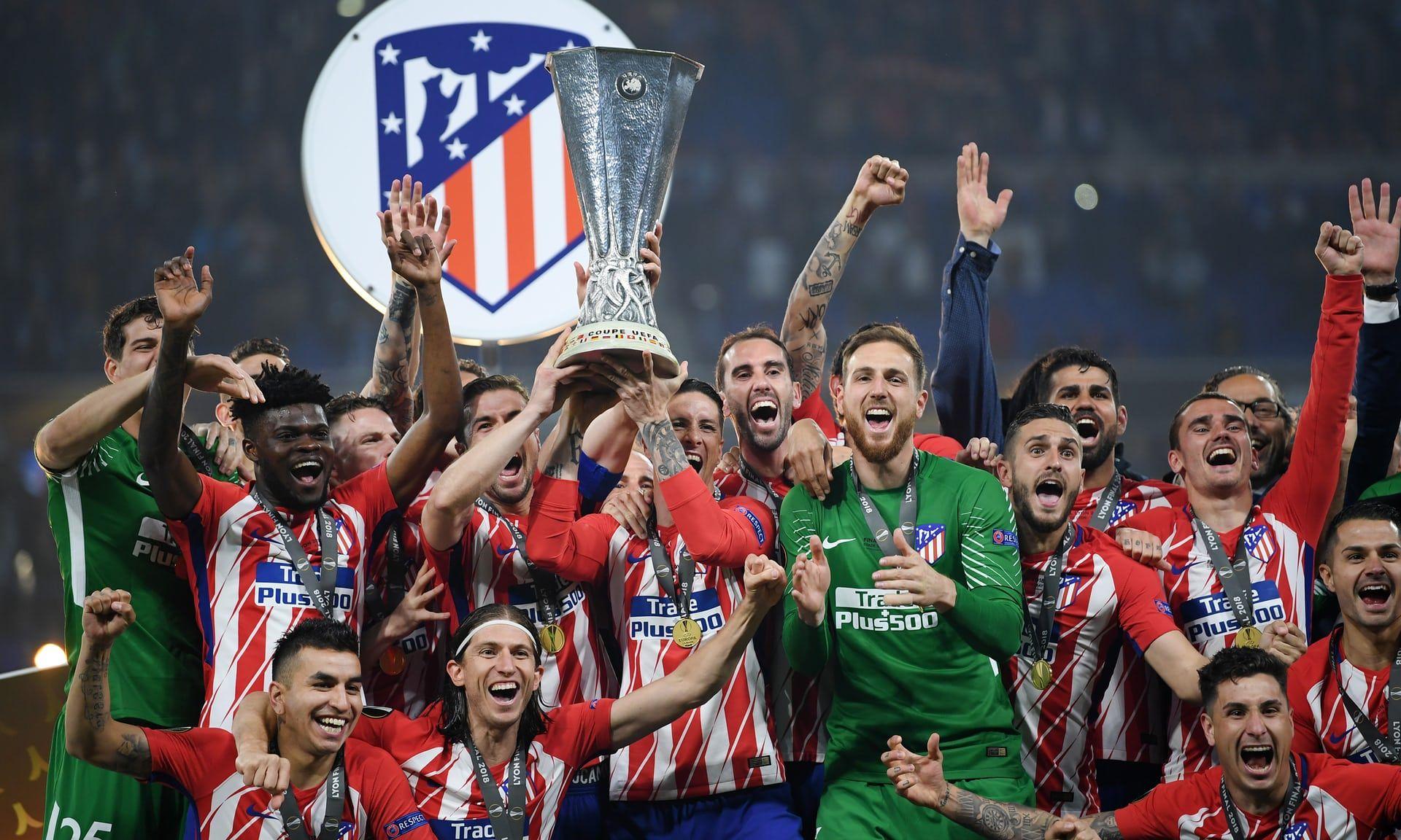 Marseille 03 Atlético Madrid 2018 Europa League final
