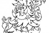 grinch-christmas-coloring-pages | Color Pages | Pinterest | Grinch ...