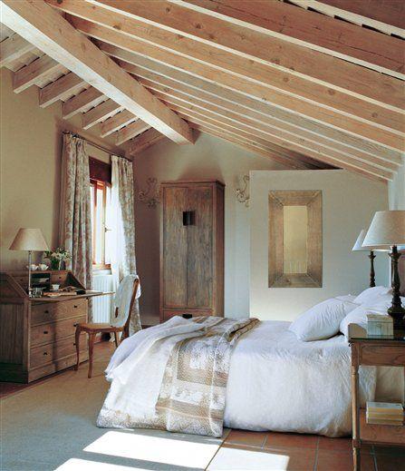 20 dormitorios rústicos con mucho encanto · ElMueble.com ...