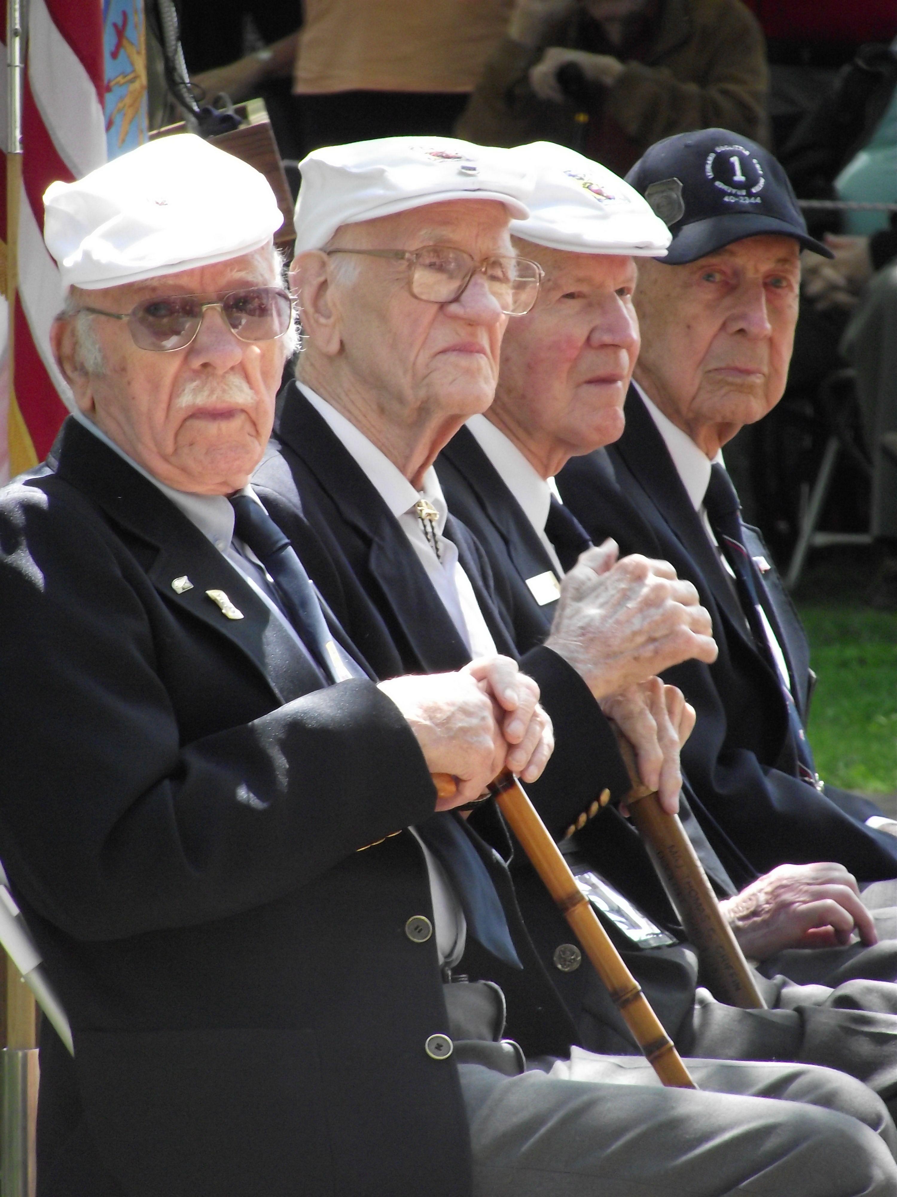 Doolittle Raiders 70th Anniversary Reunion, Air Force
