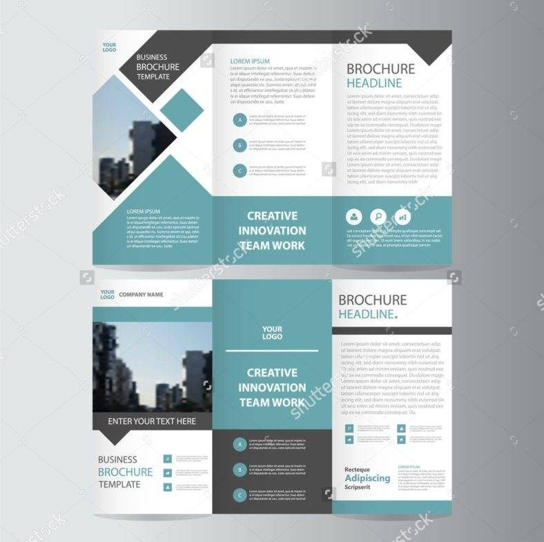 Powerpoint Brochure Template Tri Fold from i.pinimg.com