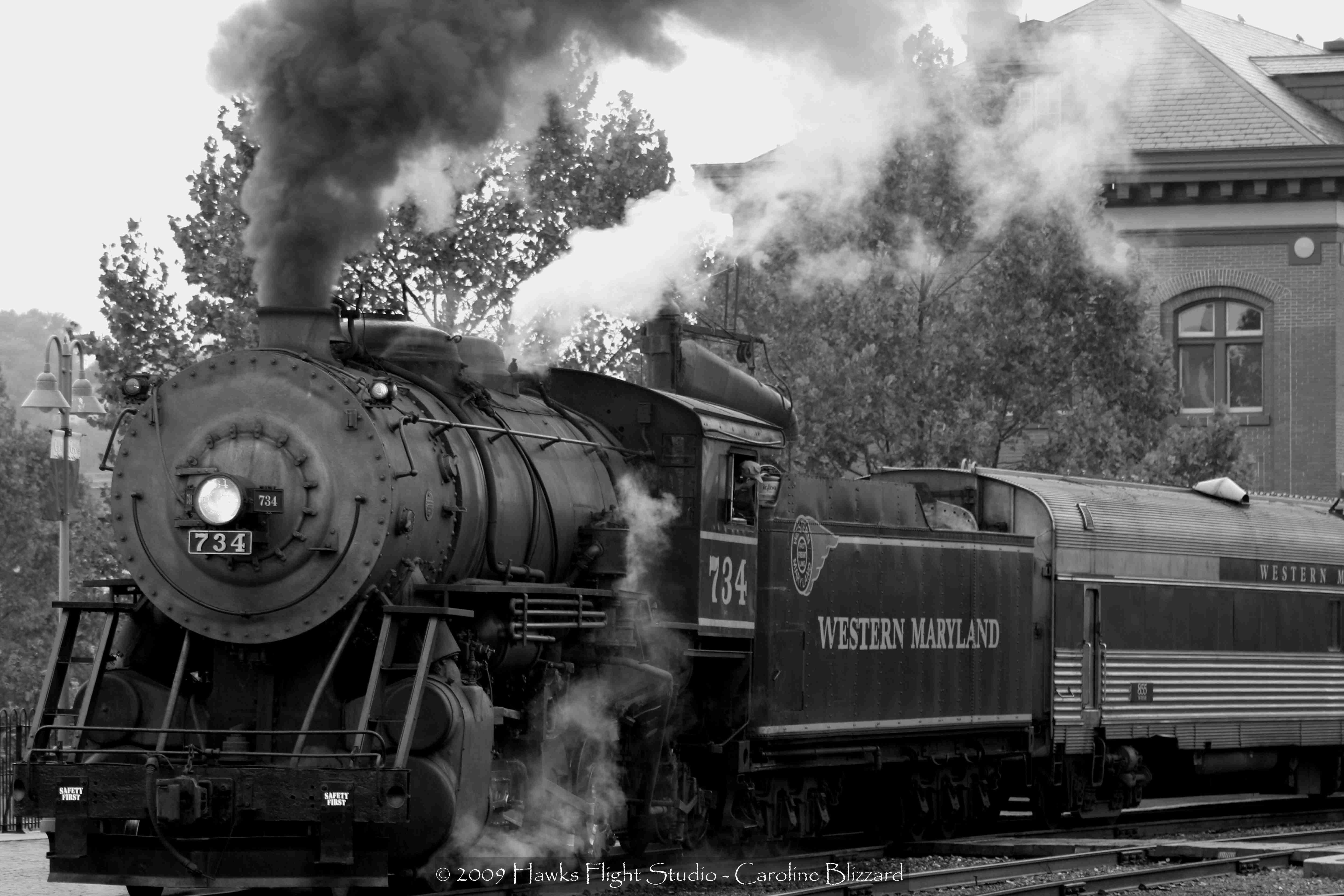 Pictures of trains