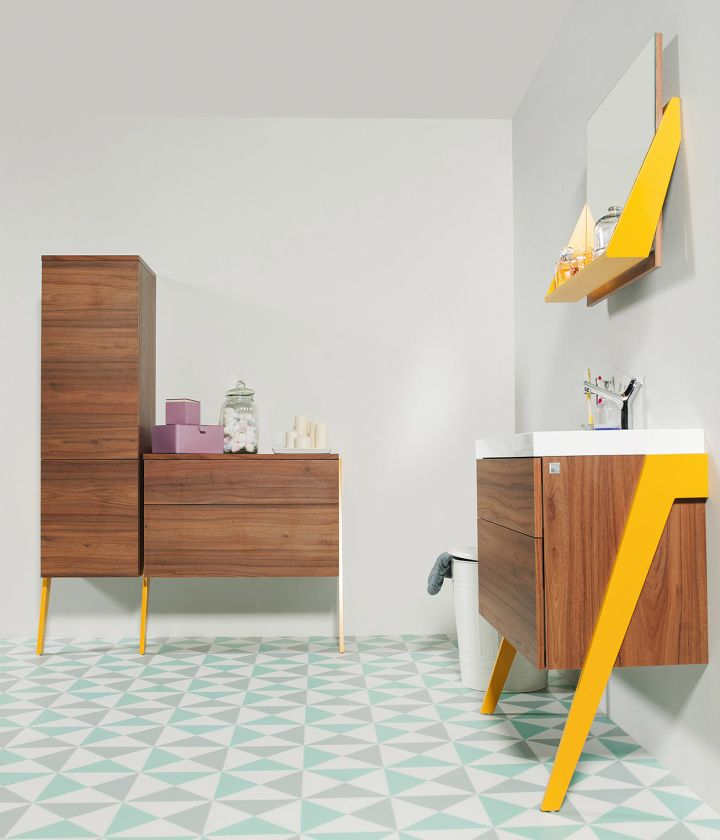 Op Arty Bathroom Furniture Collection By Olga Mężyńska U0026 Milena Wójcik  Cabinet Furniture 2