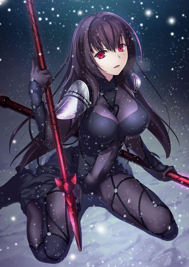 Fate/Grand Order: lancer