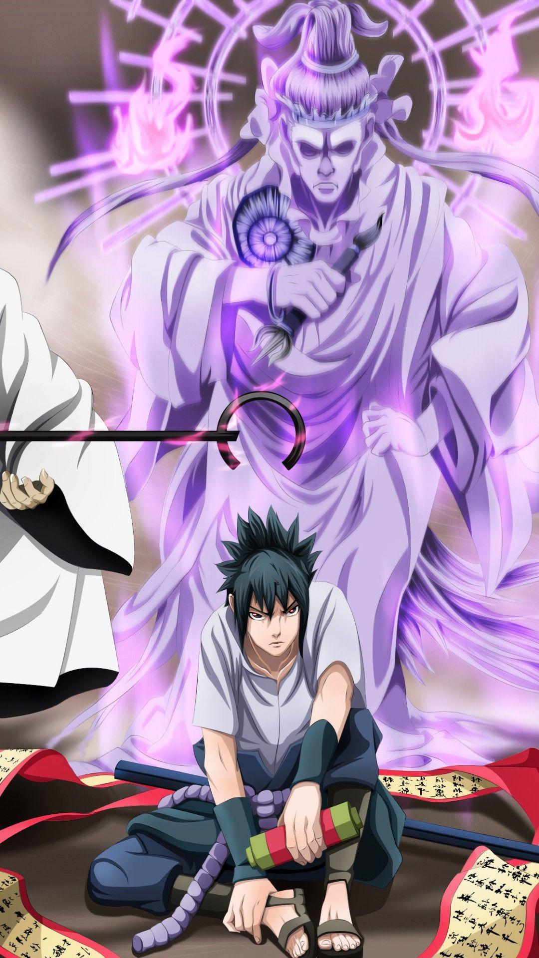 Wallpaper Phone Sasuke Full Hd Personagens Naruto Shippuden Desenhos De Anime Naruto Desenho