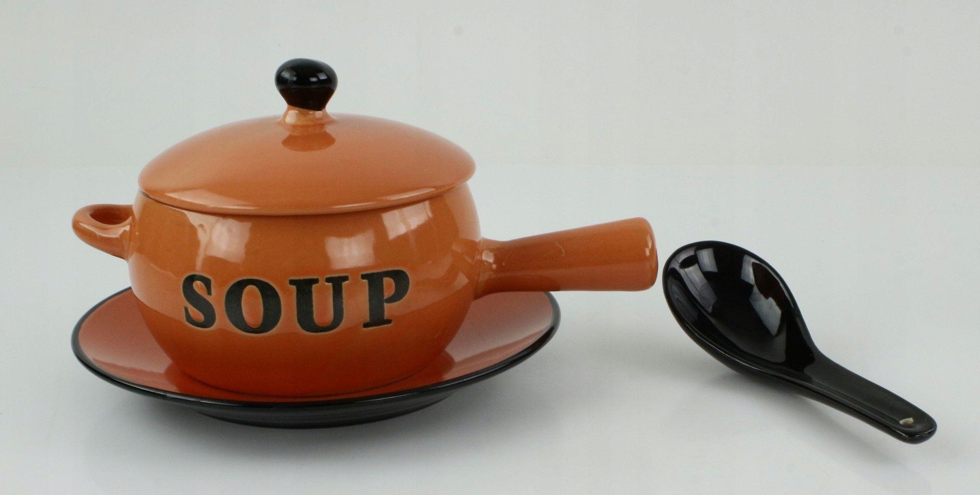 Pchli Targ Ceramiczne Naczynie Na Zupe 7715916569 Oficjalne Archiwum Allegro Soup