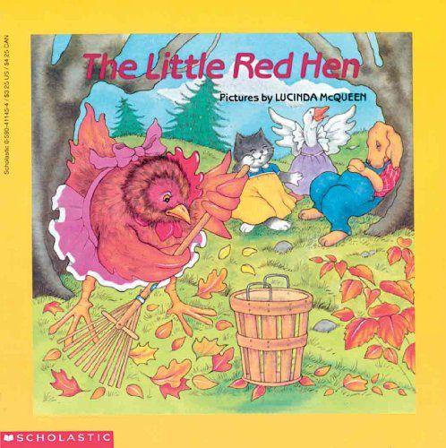 The Little Red Hen (Turtleback School & Library Binding