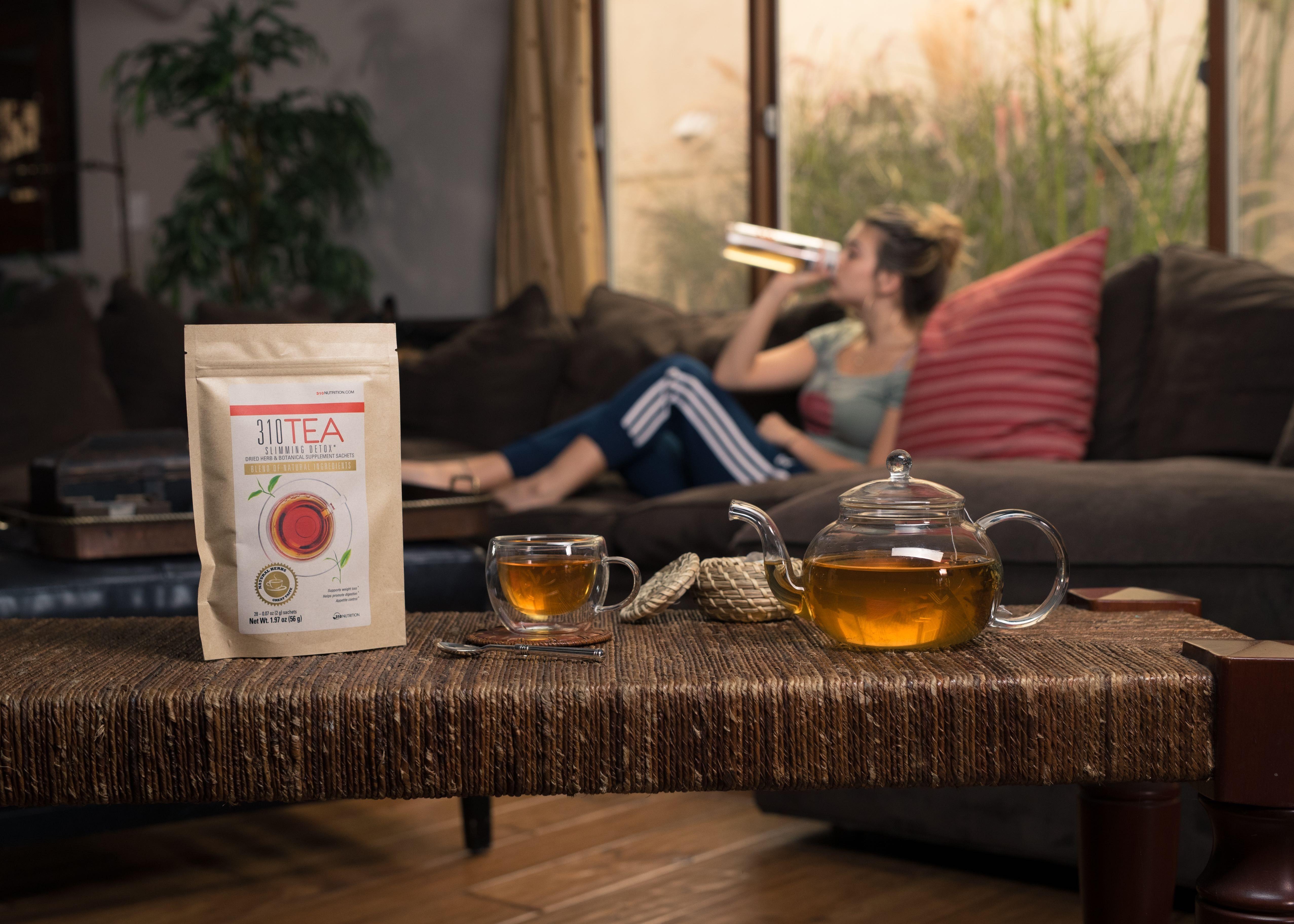310 teas 310 nutrition flat tummy tea detox your body