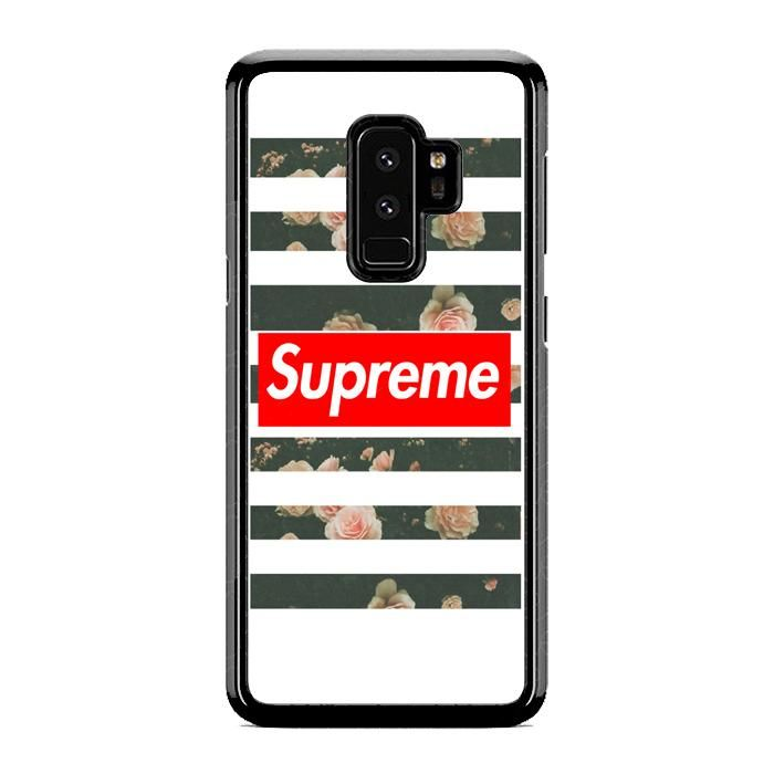 huge selection of 554e5 d85a9 Supreme Wallpaper Samsung Galaxy S9 Plus Case | Republicase | my ...