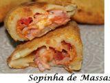Receita Rissóis pizza de Sopinhademassas - Petitchef