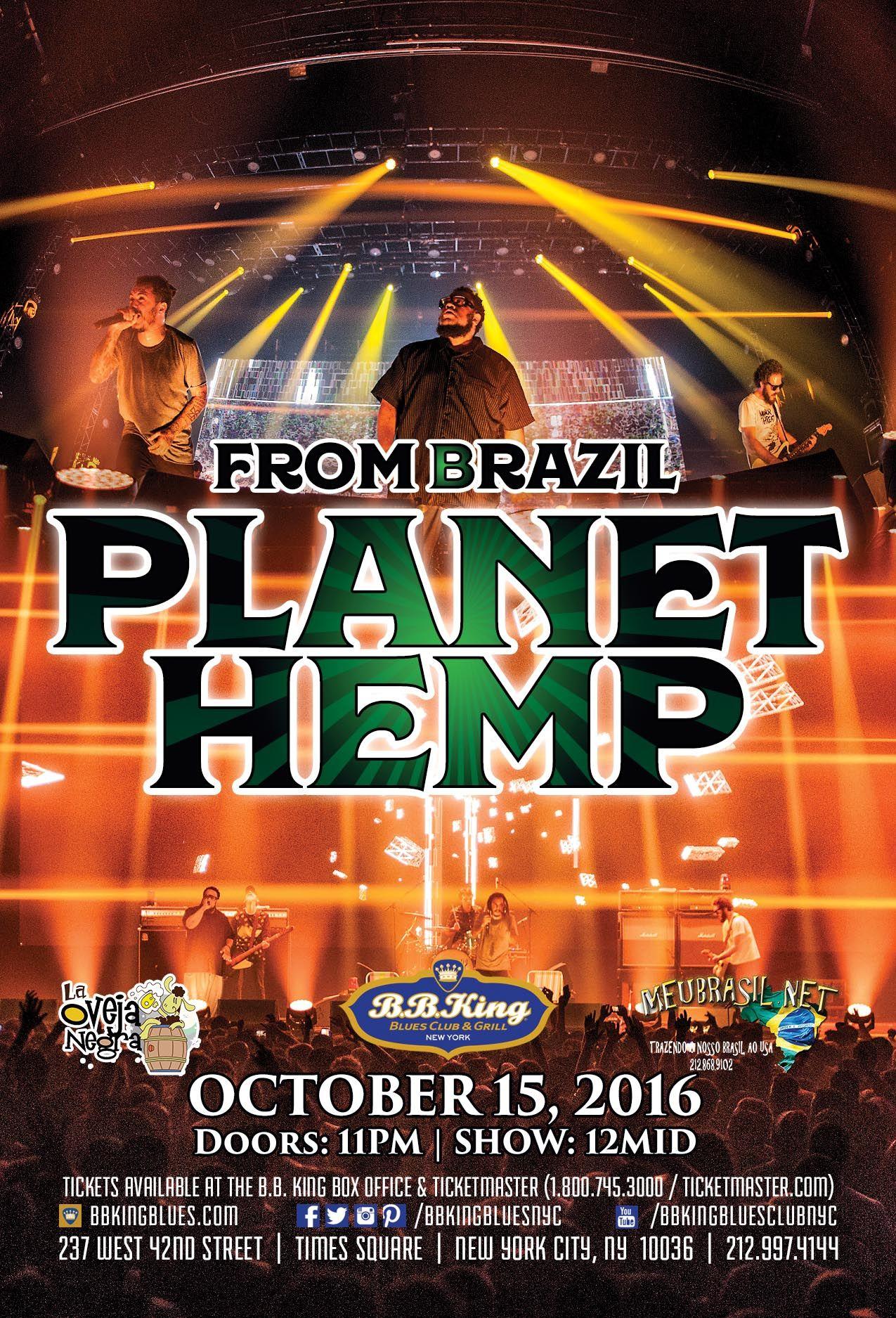 Planet Hemp (10.15.16)