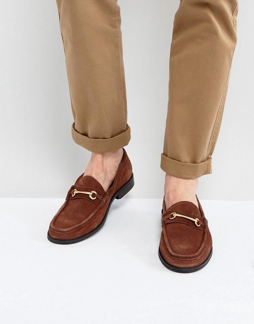 e43ba5b557e BEN SHERMAN LUCA LOAFERS - BROWN.  bensherman  shoes