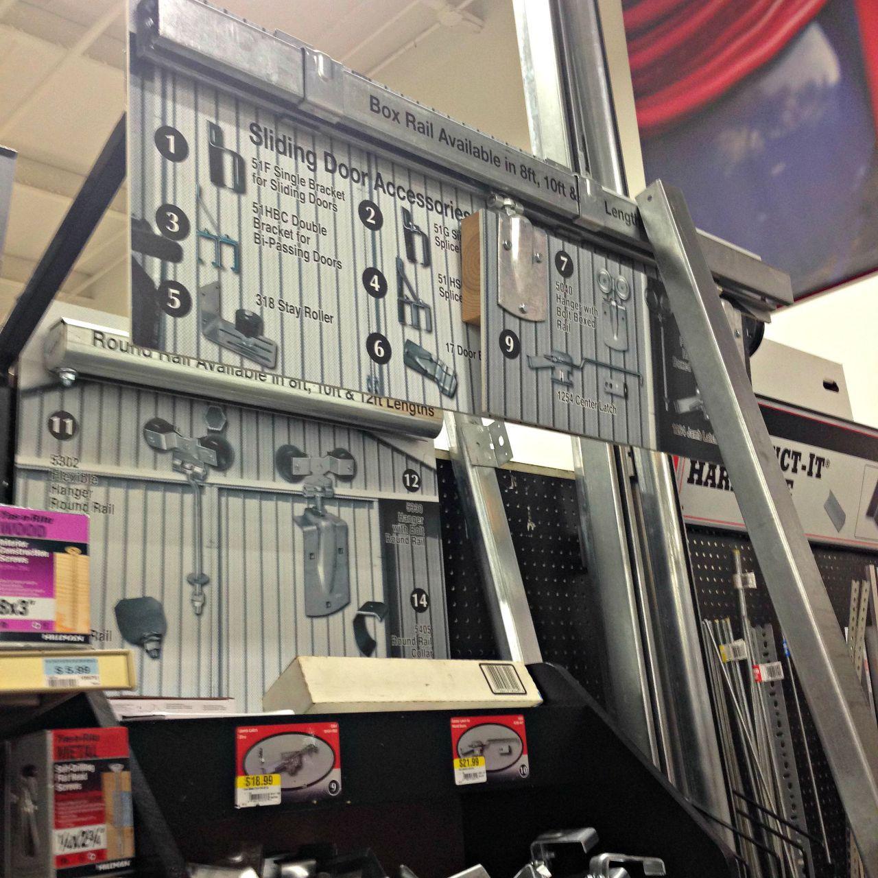 Where to Buy Cheap Barn Door Hardware | Cheap barn door ...