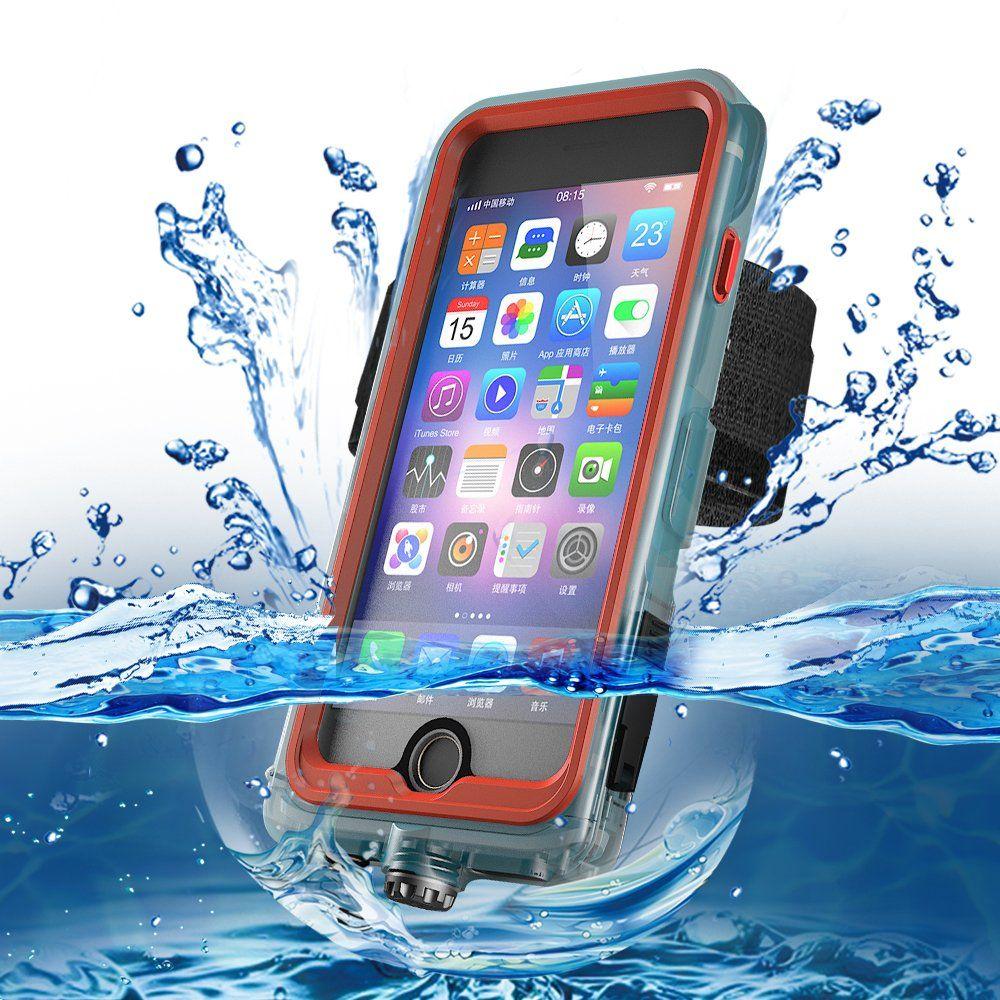 newest db874 451da CORNMI iPhone 8 Case, iPhone 7 IP68 Certified Waterproof Case Multi ...