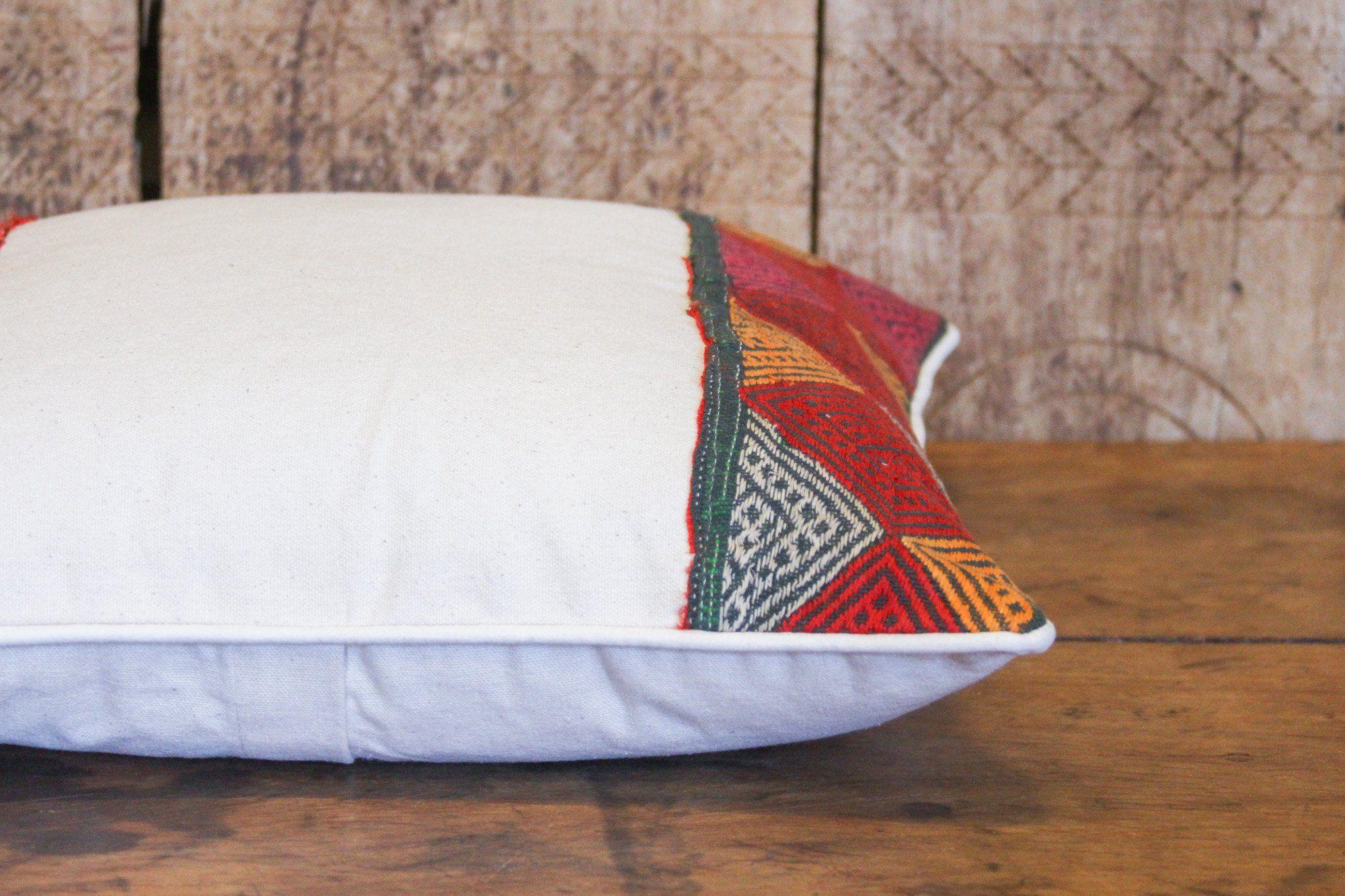 Aeris Tribal Lace Pillow