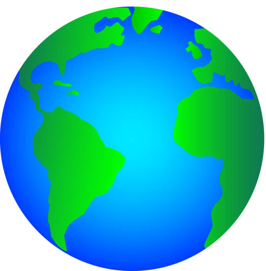 free clip art of a shiny blue and green planet earth sweet clip rh pinterest co uk earth clipart free free earth clipart images
