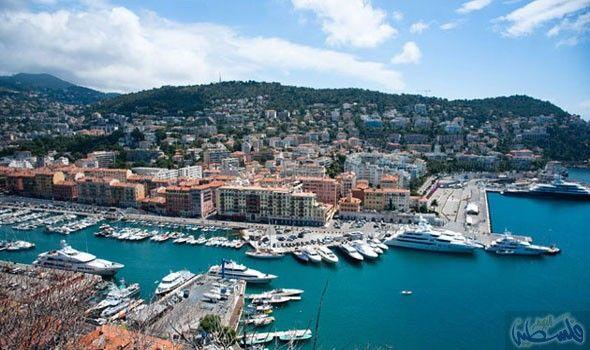 نيس أفضل المدن الفرنسية لشهر عسل لا ي نسى Regions Of France Cool Bars France