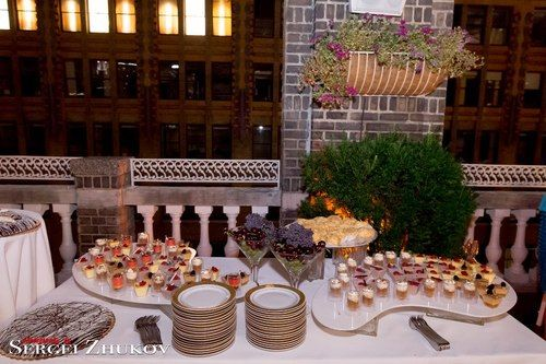 Catering event in Brooklyn