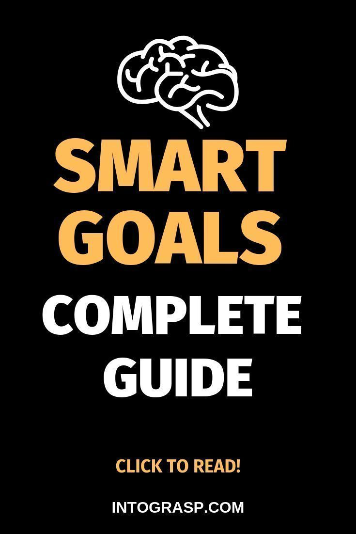 SMART Goals Complete Guide (Boost Goal-Setting 117%) | Intograsp