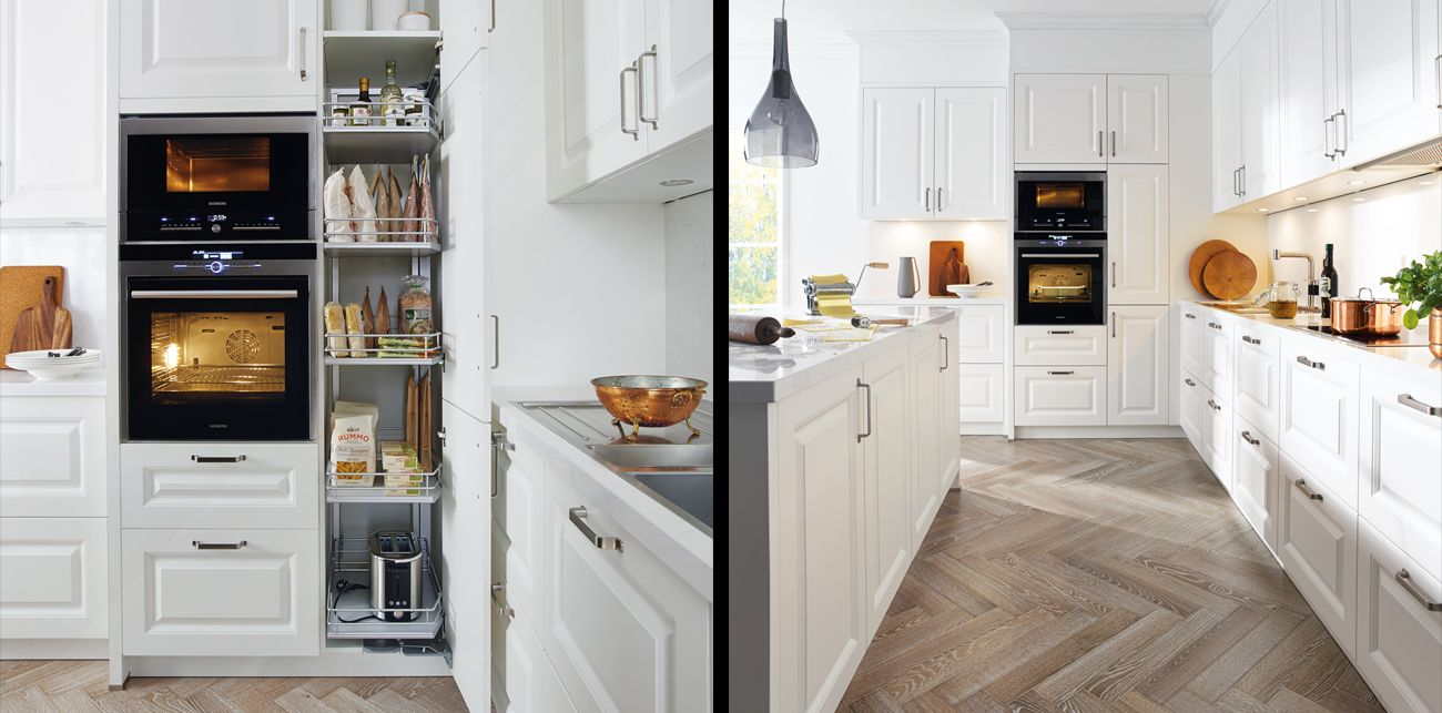Schüller Riva Kitchen – a country style kitchen where everyone feels ...