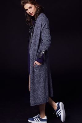 Silence   Noise Open-Front Maxi Cardigan | My Style | Pinterest ...