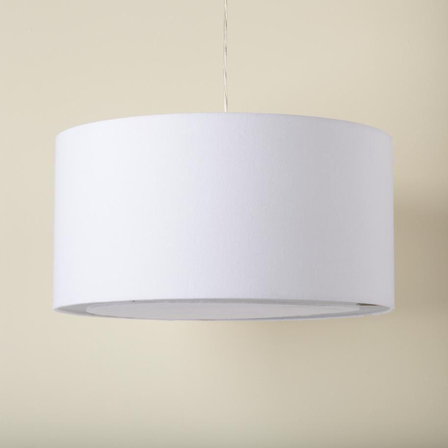 kids lighting ceiling. Kids\u0027 Lighting: Kids White Fabric Ceiling Lamp In Fixtures   The Land Of Lighting N