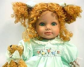 Image detail for -Collectible Vinyl Dolls - Seymour Mann Limited Edition Collector Doll