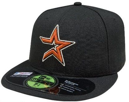 81decea496f Houston Astros On Field Fitted Home Hat