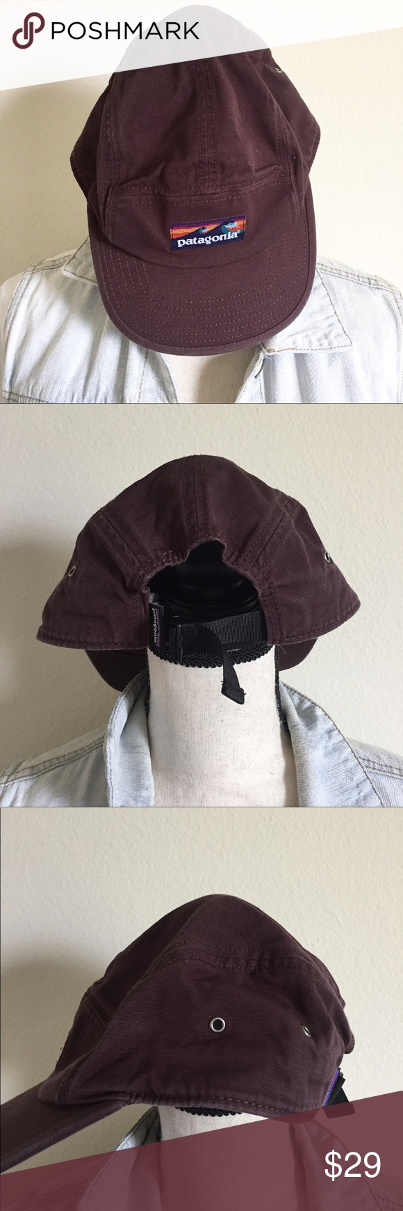 Patagonia Board Short Label Tradesmith Cap unisex Unisex style. In great  condition. Patagonia Accessories Hats 576daaef979