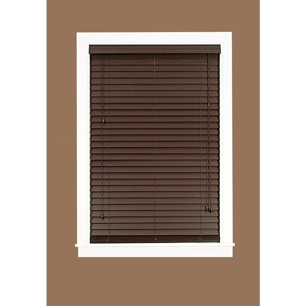 Madera Falsa Wood blinds, Blinds, Faux wood blinds