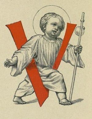 Catequesis para niños: Alfabeto del niño Jesús - Enciclopedia Católica