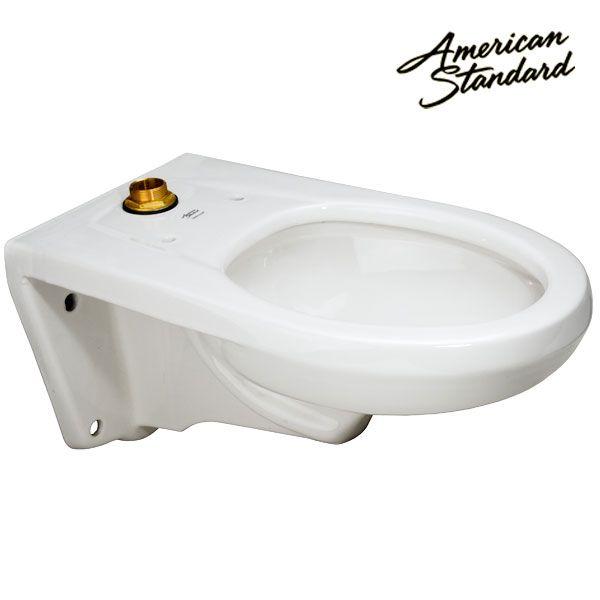 American Standard 1.6 GPF Wall Mounted ADA Retrofit Toilet