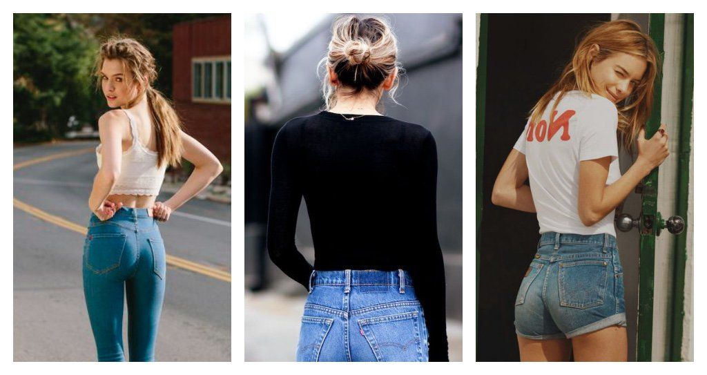 ropa para chicas bajitas cintura  cbb7e8fa6421
