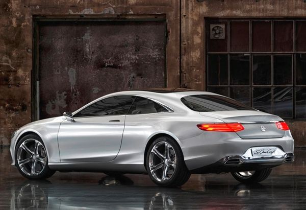 2019 Mercedes Benz S Class Coupe Concept With Images Mercedes