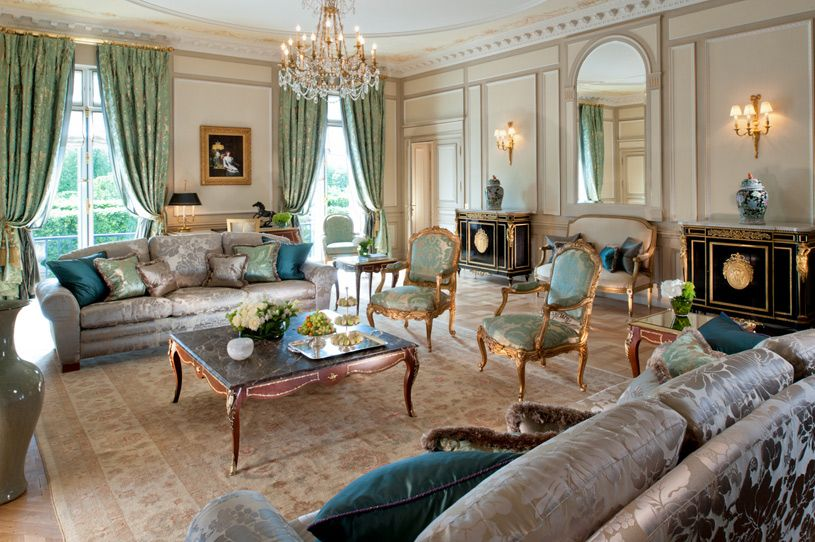 Best The Top 30 Hotels In 2012 7 Hotel Le Meurice Classic 400 x 300