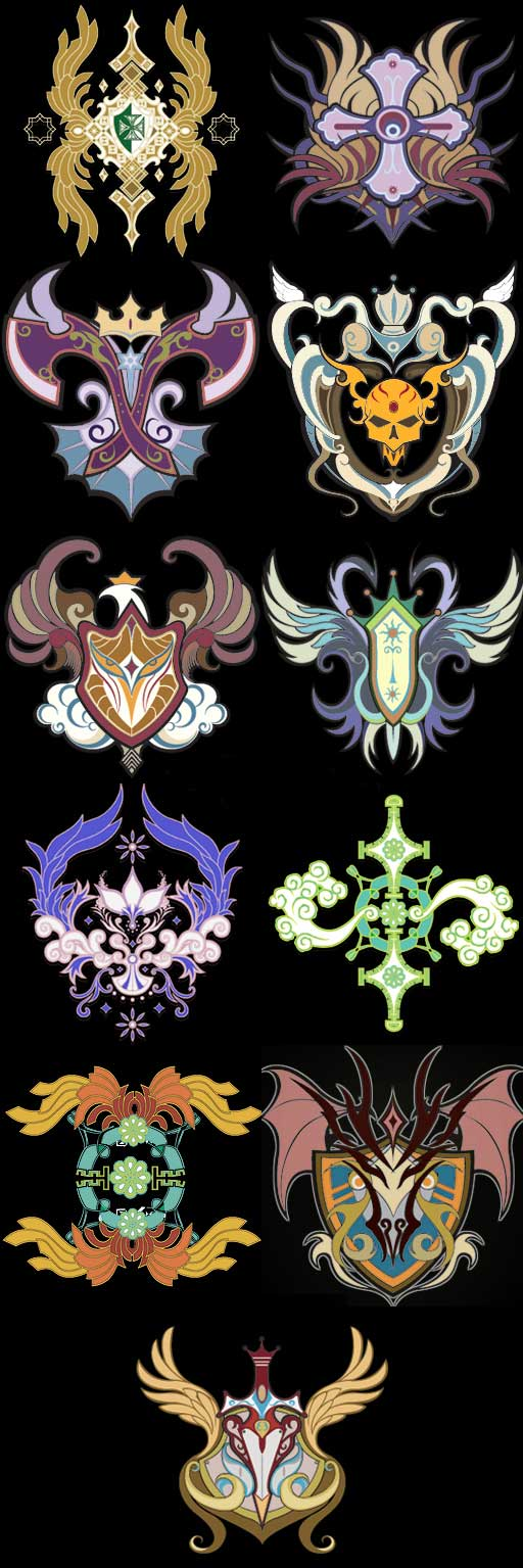 Aion Sigil Pinterest Symbols Icons And Game Ui