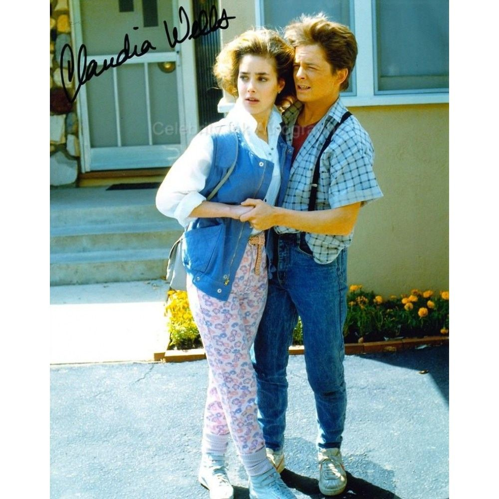 Jennifer Parker Back To The Future With Images Back To The