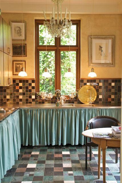 Claus Bonderup S House Dk Sonja Bannick Pictures Decoracao Cozinha Clean Pias De Cozinha Cortinas Para Cozinha