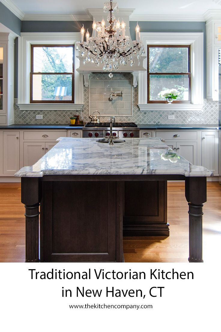 Tradi Home During The Remodel Of Their 1920s Victorian Style Home New Haven