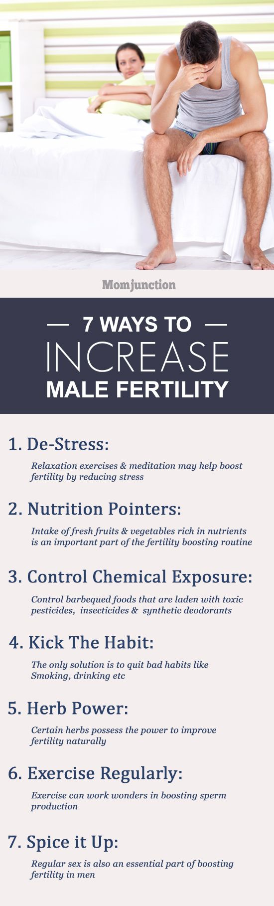 how can i increase my sperm