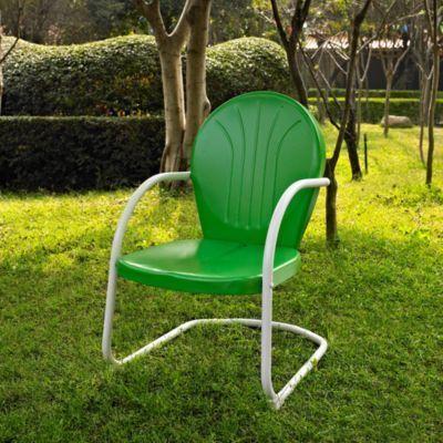 Excellent Bed Bath Beyond Griffith Metal Chair In Grasshopper Green Machost Co Dining Chair Design Ideas Machostcouk