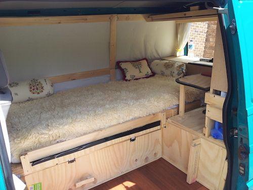 sch ne innenarchitektur im bus wenn ihr die wichtigsten. Black Bedroom Furniture Sets. Home Design Ideas