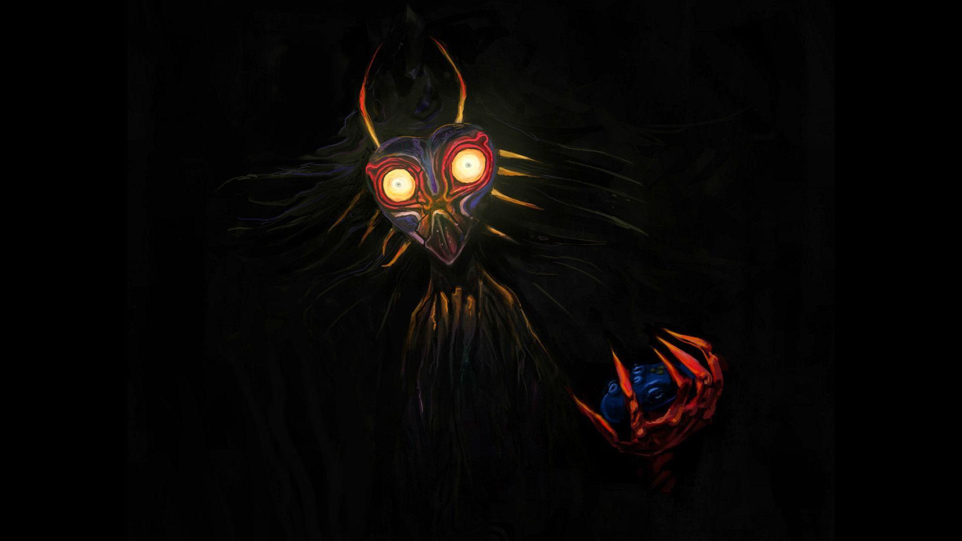 Majoras Mask Wallpapers Legend Of Zelda Majoras Mask Zelda Video Games