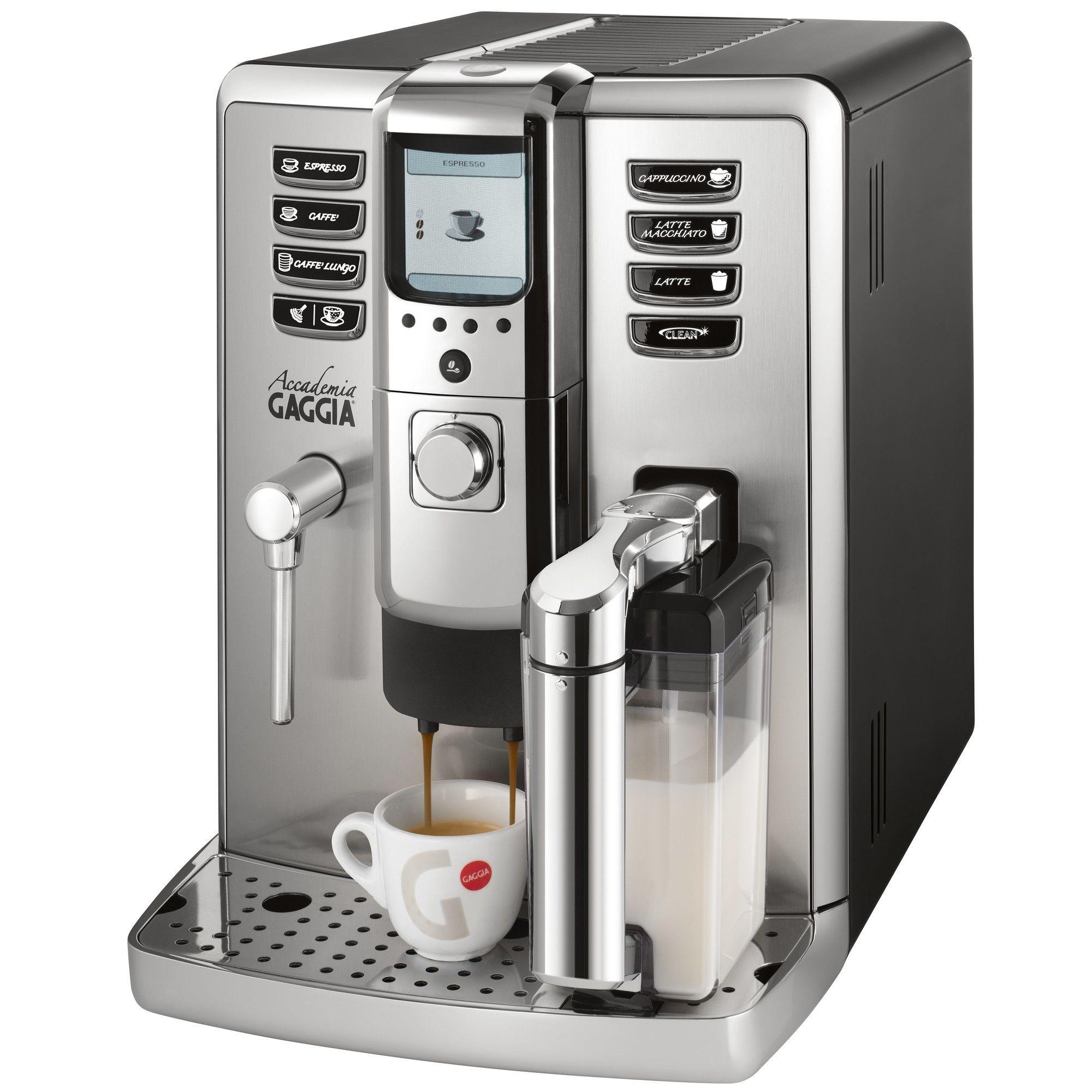 Gaggia Accademia SuperAutomatic Espresso Machine