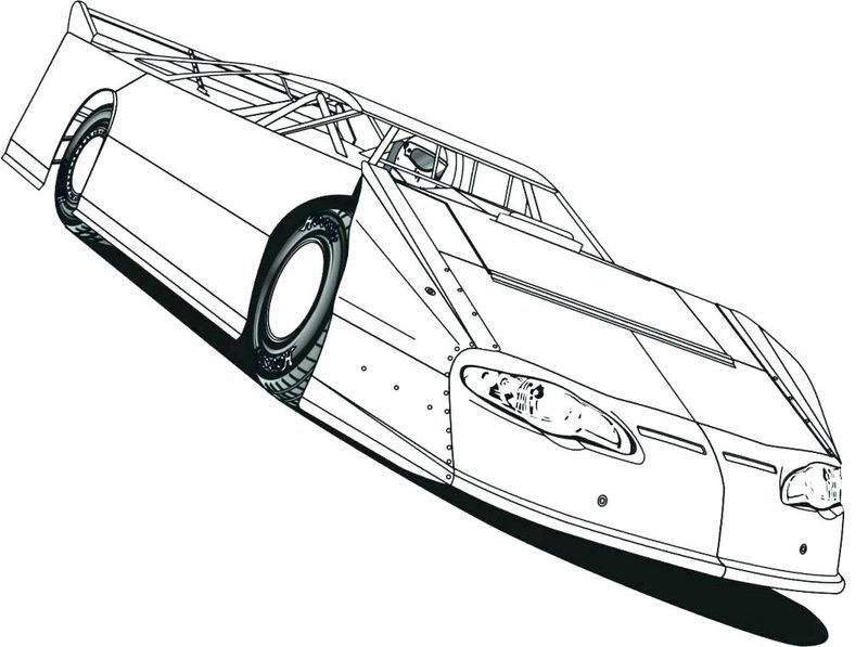 Nascar Coloring Pages Kids Kyle Busch Printable In 2020 Race Car Coloring Pages Cars Coloring Pages Coloring Pages