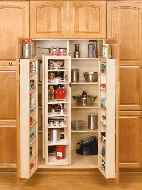 How To Organize Swing Out Pantry Closet Google Search Pantry Design Kitchen Pantry Design Pantry Cabinet