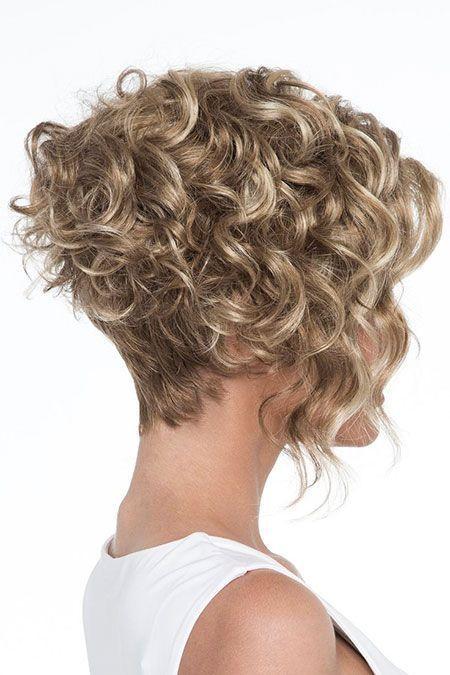 33 Curly Bob Frisuren »Frisuren 2020 Neue Frisuren und Haarfarben – #Colo …