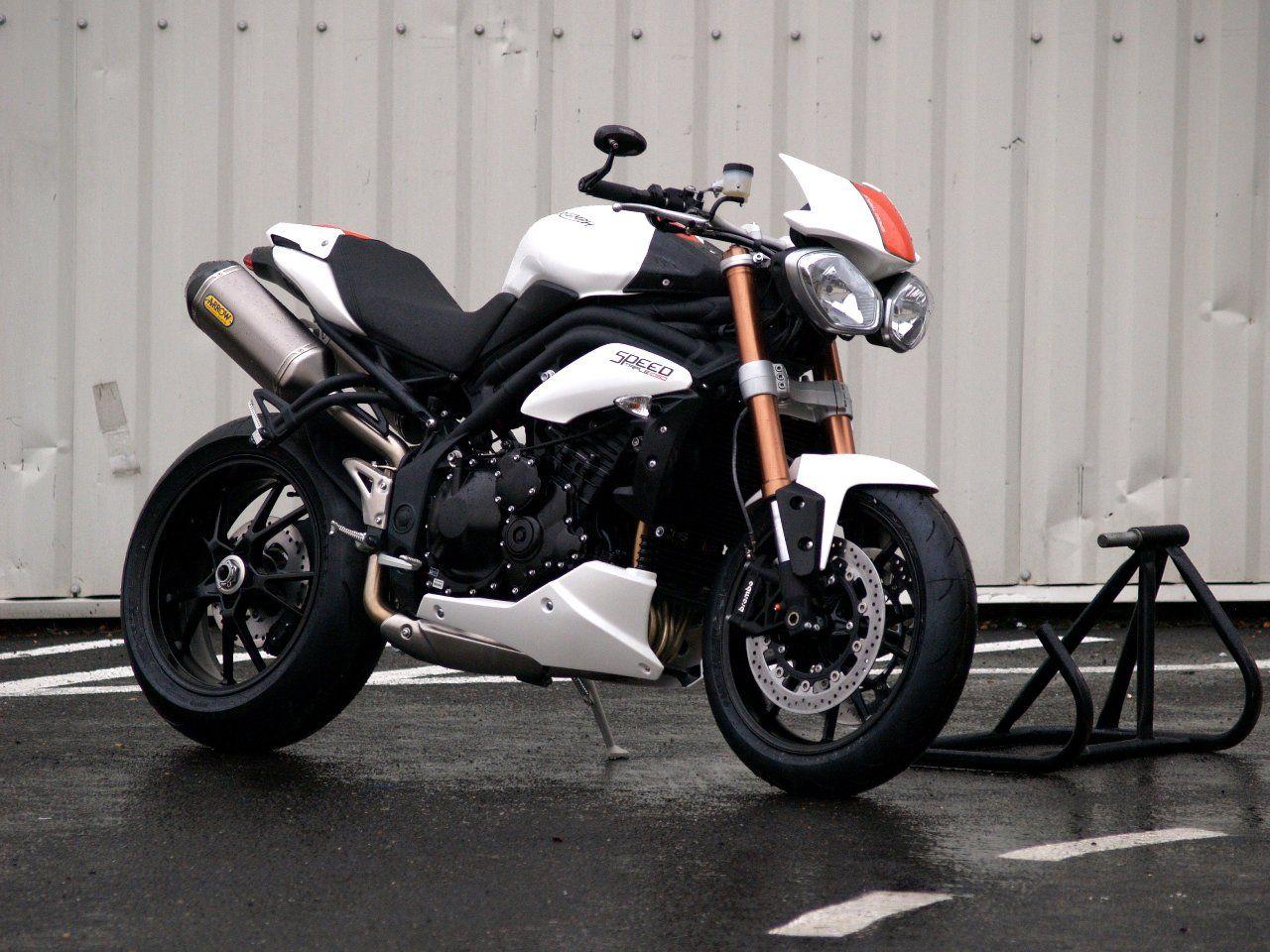 Roadster Speed Triple Triumph Tuning | moto | Pinterest