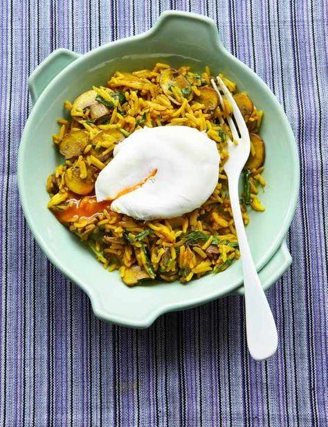 Turmeric fried veggie rice turmeric 300 calories and rice forumfinder Images